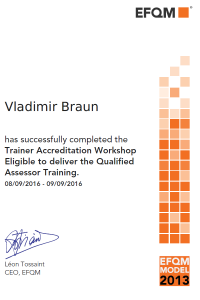 Qualified Assessor Training